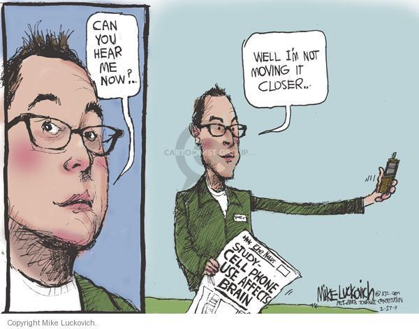 Cartoonist Mike Luckovich  Mike Luckovich's Editorial Cartoons 2011-02-27 health