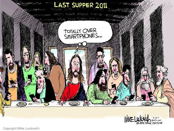 Mike Luckovich  Mike Luckovich's Editorial Cartoons 2011-04-20 distraction