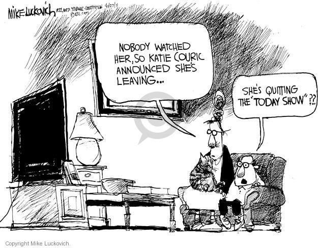 Mike Luckovich  Mike Luckovich's Editorial Cartoons 2011-04-27 journalist