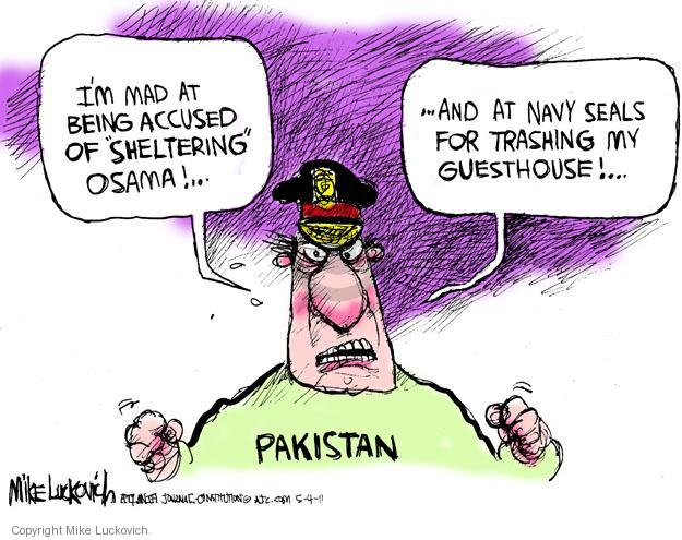 Mike Luckovich  Mike Luckovich's Editorial Cartoons 2011-05-04 death