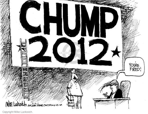 Cartoonist Mike Luckovich  Mike Luckovich's Editorial Cartoons 2011-05-10 television show
