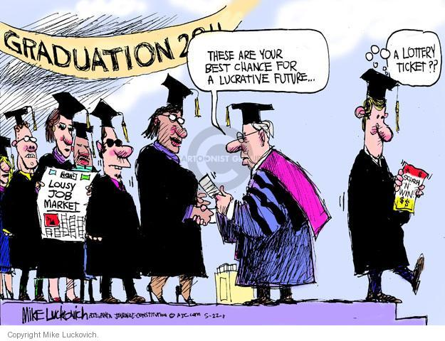 Mike Luckovich  Mike Luckovich's Editorial Cartoons 2011-05-22 2011