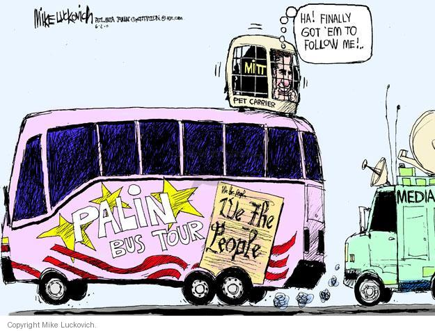 Cartoonist Mike Luckovich  Mike Luckovich's Editorial Cartoons 2011-06-02 attention