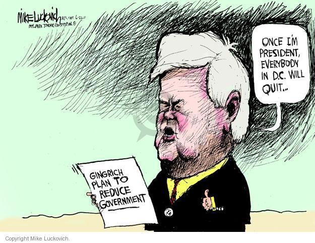 Cartoonist Mike Luckovich  Mike Luckovich's Editorial Cartoons 2011-06-22 employee