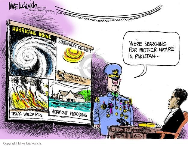 Mike Luckovich  Mike Luckovich's Editorial Cartoons 2011-09-07 Vermont