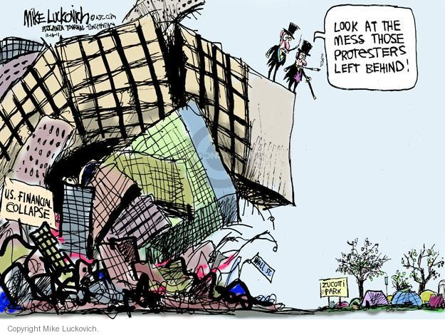 Mike Luckovich  Mike Luckovich's Editorial Cartoons 2011-11-16 York