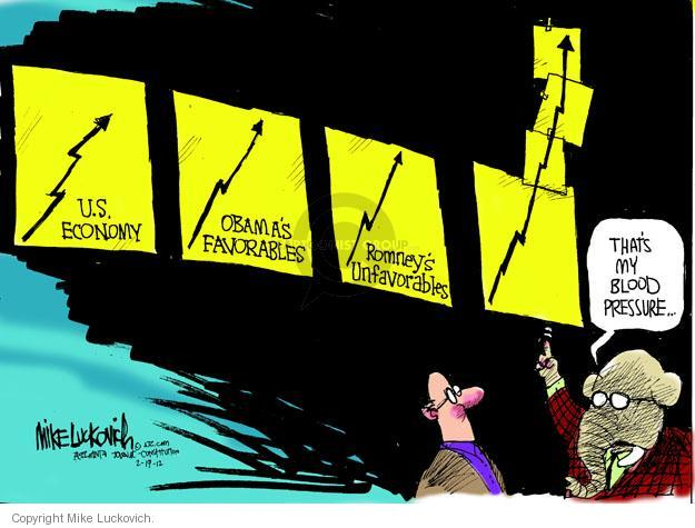 Mike Luckovich  Mike Luckovich's Editorial Cartoons 2012-02-19 Barack Obama