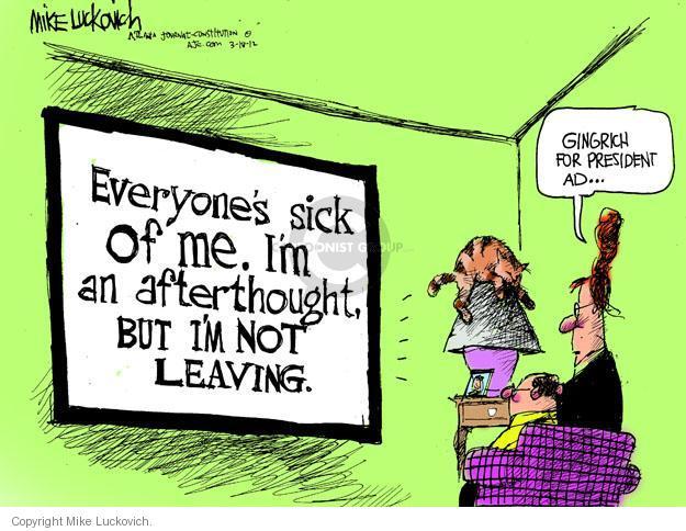Mike Luckovich  Mike Luckovich's Editorial Cartoons 2012-03-18 republican politician