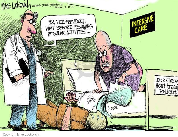 Mike Luckovich  Mike Luckovich's Editorial Cartoons 2012-03-28 patient
