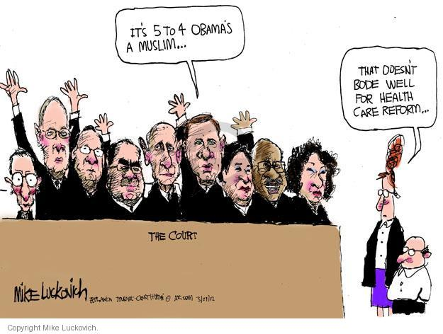 Mike Luckovich  Mike Luckovich's Editorial Cartoons 2012-03-29 Barack Obama