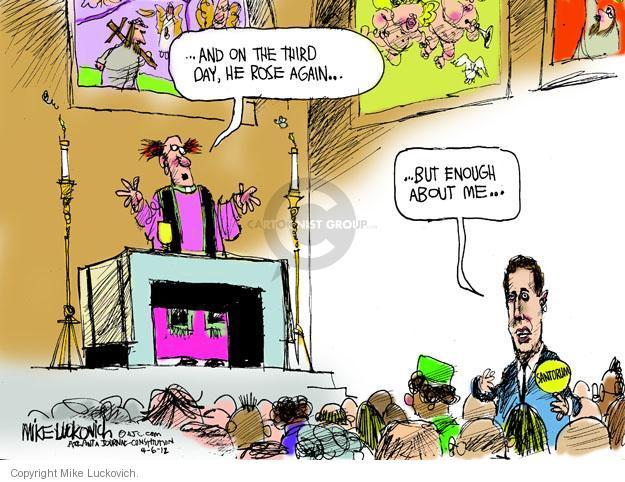Mike Luckovich  Mike Luckovich's Editorial Cartoons 2012-04-06 republican politician