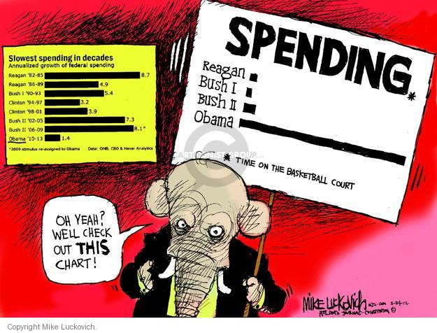 Cartoonist Mike Luckovich  Mike Luckovich's Editorial Cartoons 2012-05-24 Ronald