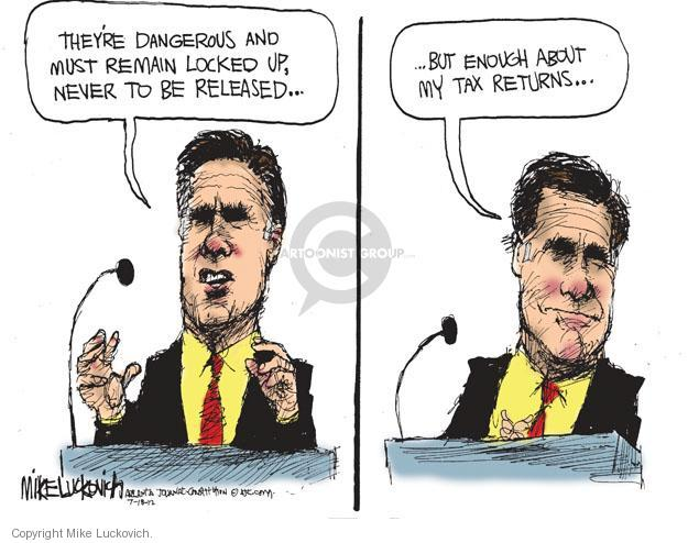 Mike Luckovich  Mike Luckovich's Editorial Cartoons 2012-07-18 release