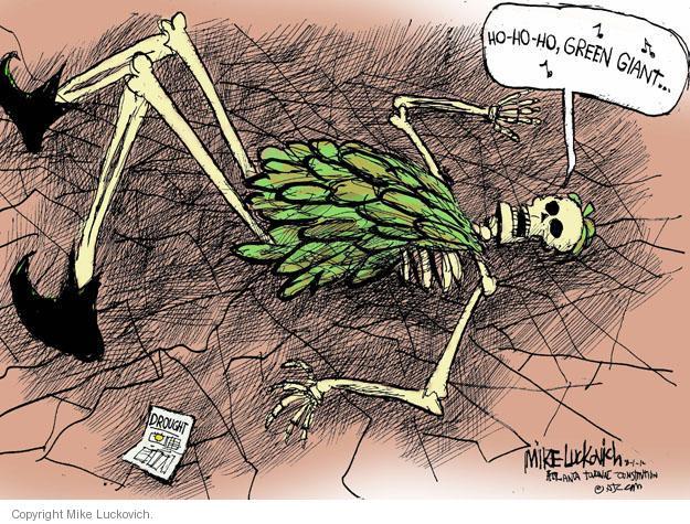 Mike Luckovich  Mike Luckovich's Editorial Cartoons 2012-08-01 farm
