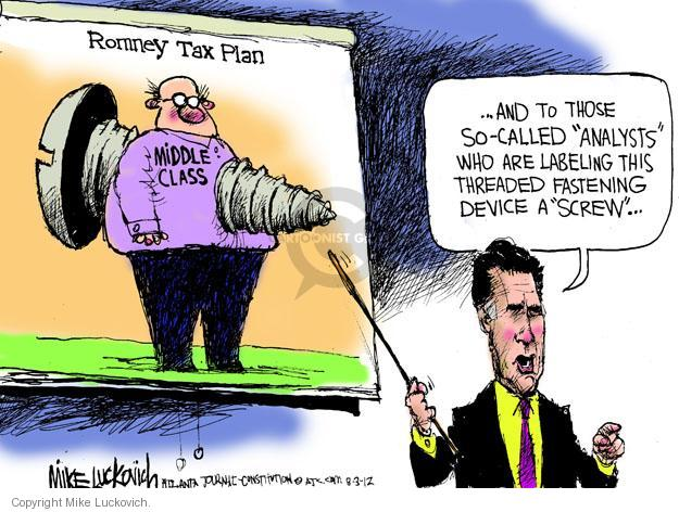 Mike Luckovich  Mike Luckovich's Editorial Cartoons 2012-08-03 republican politician