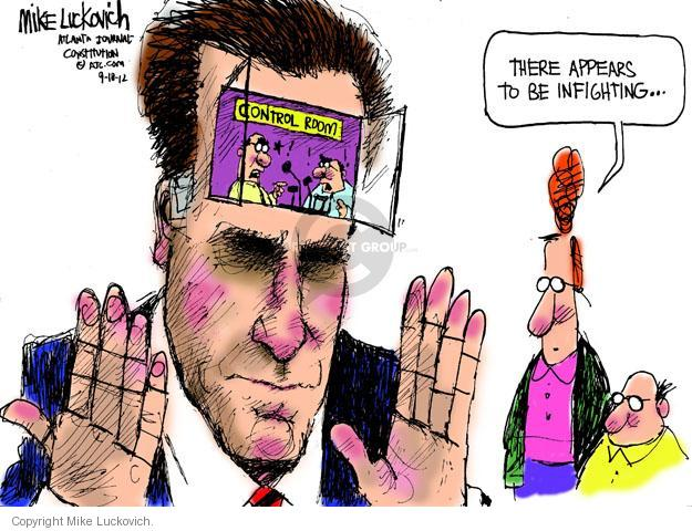 Mike Luckovich  Mike Luckovich's Editorial Cartoons 2012-09-18 room