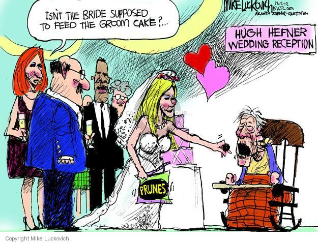 Cartoonist Mike Luckovich  Mike Luckovich's Editorial Cartoons 2012-12-05 old age