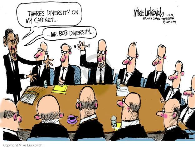 Cartoonist Mike Luckovich  Mike Luckovich's Editorial Cartoons 2013-01-13 woman