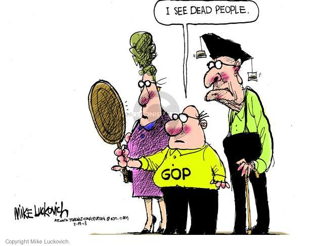 Mike Luckovich  Mike Luckovich's Editorial Cartoons 2013-03-19 film
