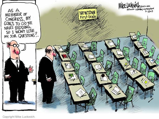 Mike Luckovich  Mike Luckovich's Editorial Cartoons 2013-03-22 room