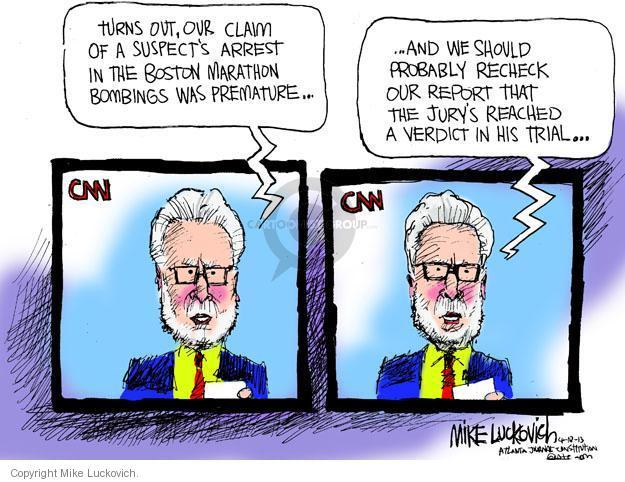 Cartoonist Mike Luckovich  Mike Luckovich's Editorial Cartoons 2013-04-18 claim