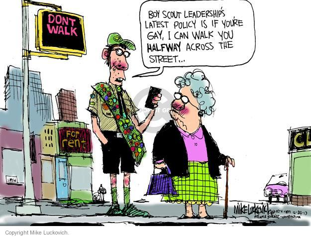 Mike Luckovich  Mike Luckovich's Editorial Cartoons 2013-04-24 policy