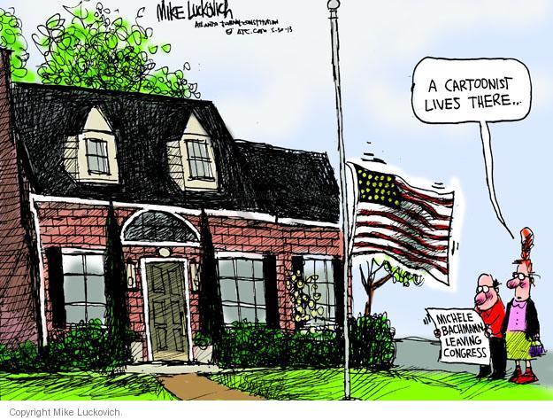 Mike Luckovich  Mike Luckovich's Editorial Cartoons 2013-05-30 republican politician