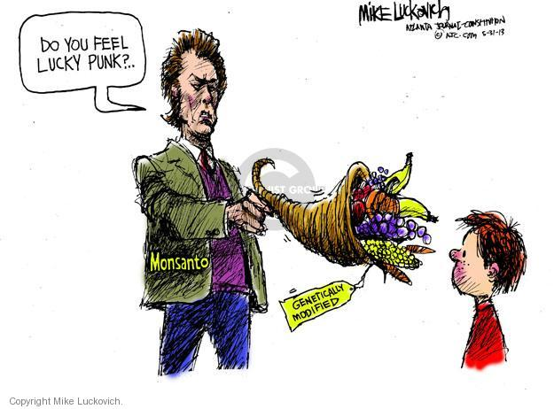 Mike Luckovich  Mike Luckovich's Editorial Cartoons 2013-05-31 agriculture