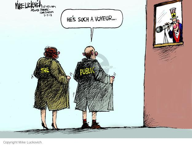Mike Luckovich  Mike Luckovich's Editorial Cartoons 2013-07-07 public