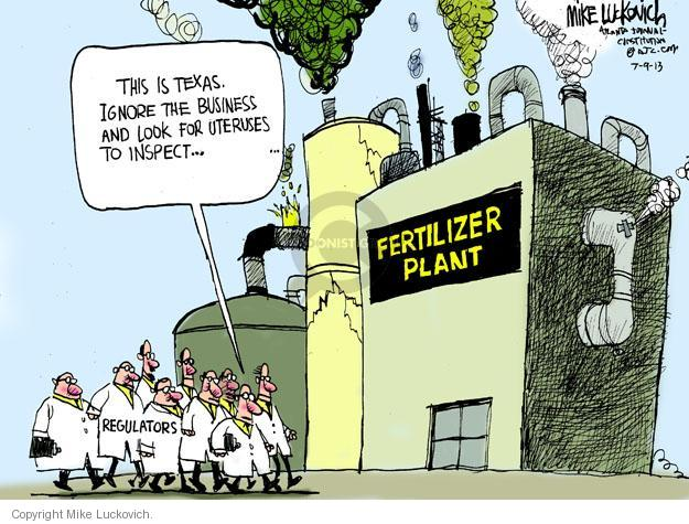 Cartoonist Mike Luckovich  Mike Luckovich's Editorial Cartoons 2013-07-09 company