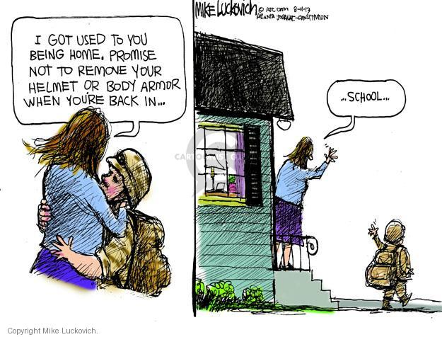 Cartoonist Mike Luckovich  Mike Luckovich's Editorial Cartoons 2013-08-11 protect