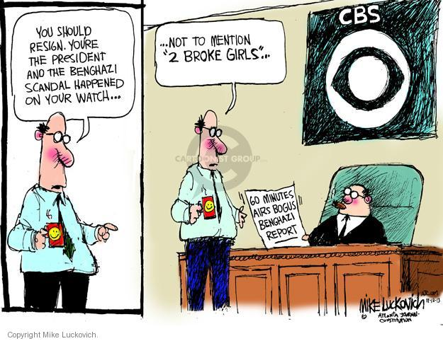 Cartoonist Mike Luckovich  Mike Luckovich's Editorial Cartoons 2013-11-13 television show