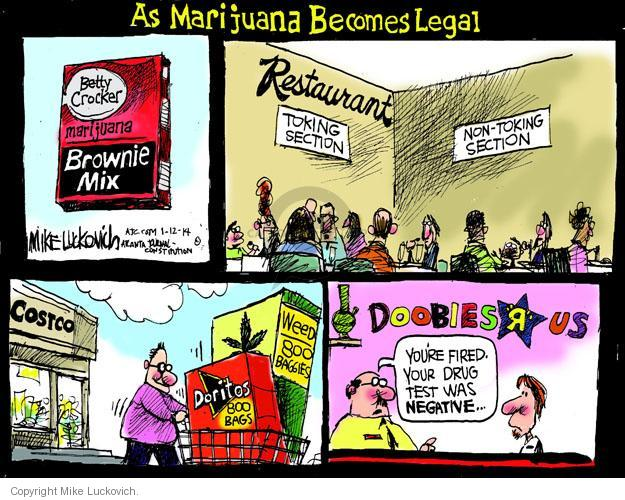 Cartoonist Mike Luckovich  Mike Luckovich's Editorial Cartoons 2014-01-12 drug