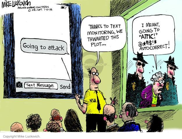 Mike Luckovich  Mike Luckovich's Editorial Cartoons 2014-01-17 private