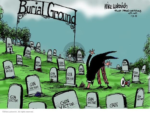 Cartoonist Mike Luckovich  Mike Luckovich's Editorial Cartoons 2014-01-31 victim