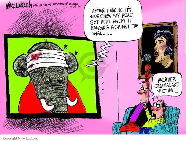 Mike Luckovich  Mike Luckovich's Editorial Cartoons 2014-02-28 policy