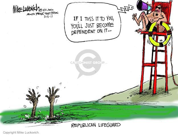Mike Luckovich  Mike Luckovich's Editorial Cartoons 2014-03-14 save