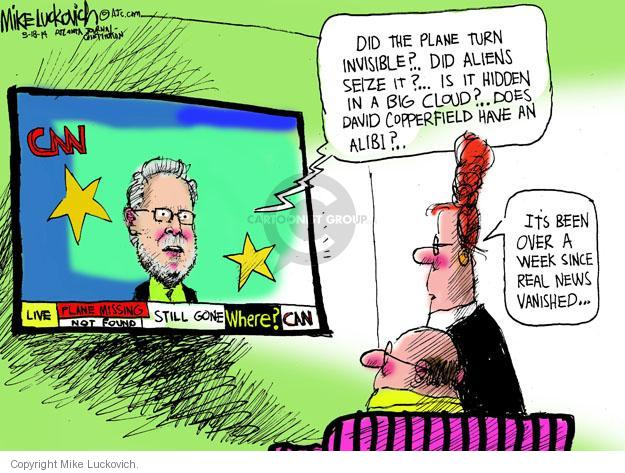 Mike Luckovich  Mike Luckovich's Editorial Cartoons 2014-03-18 cable television