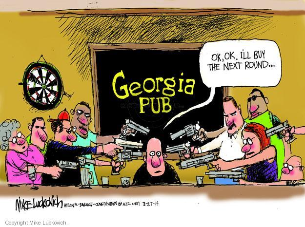 Mike Luckovich  Mike Luckovich's Editorial Cartoons 2014-03-27 buy