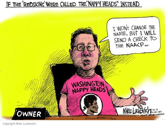 Cartoonist Mike Luckovich  Mike Luckovich's Editorial Cartoons 2014-03-30 ethnicity