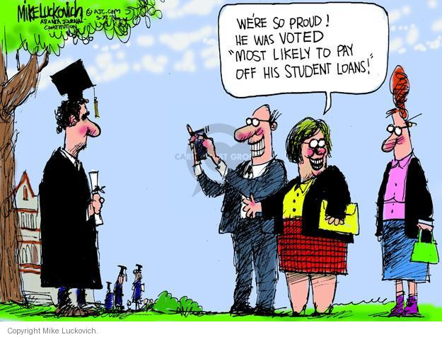 Mike Luckovich  Mike Luckovich's Editorial Cartoons 2014-05-22 degree