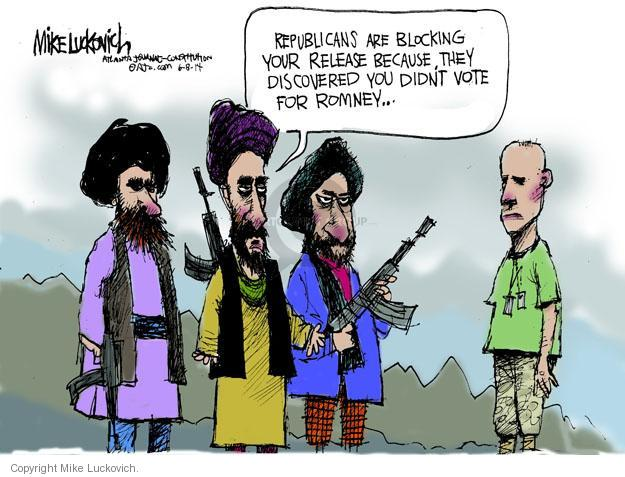 Cartoonist Mike Luckovich  Mike Luckovich's Editorial Cartoons 2014-06-06 discovery