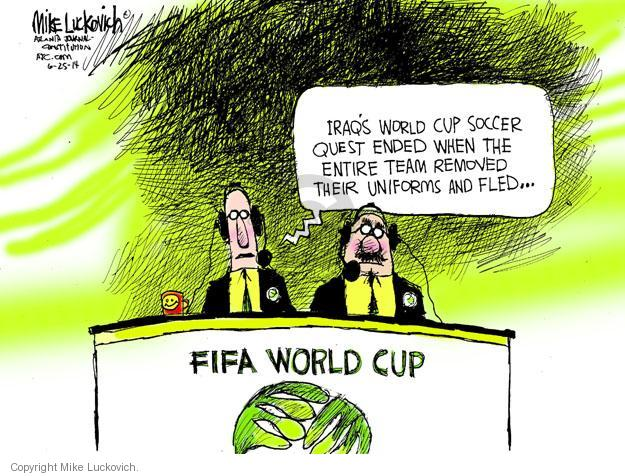 Mike Luckovich  Mike Luckovich's Editorial Cartoons 2014-06-25 their
