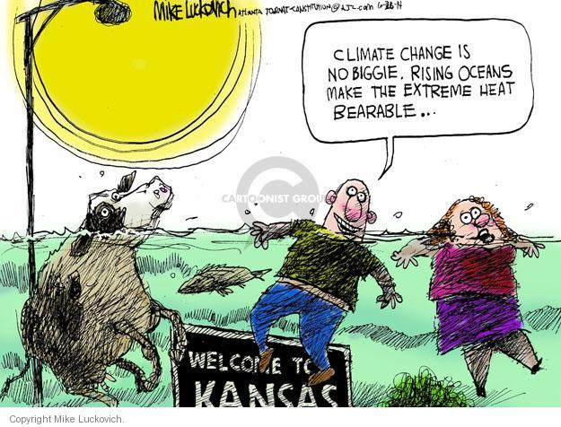 Mike Luckovich  Mike Luckovich's Editorial Cartoons 2014-06-26 water