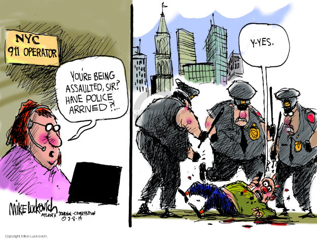 Mike Luckovich  Mike Luckovich's Editorial Cartoons 2014-08-08 sir