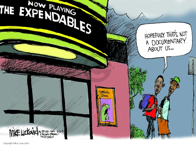 Mike Luckovich  Mike Luckovich's Editorial Cartoons 2014-08-20 film