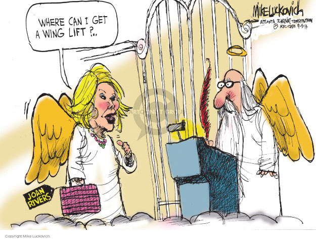 Mike Luckovich  Mike Luckovich's Editorial Cartoons 2014-09-05 remembrance