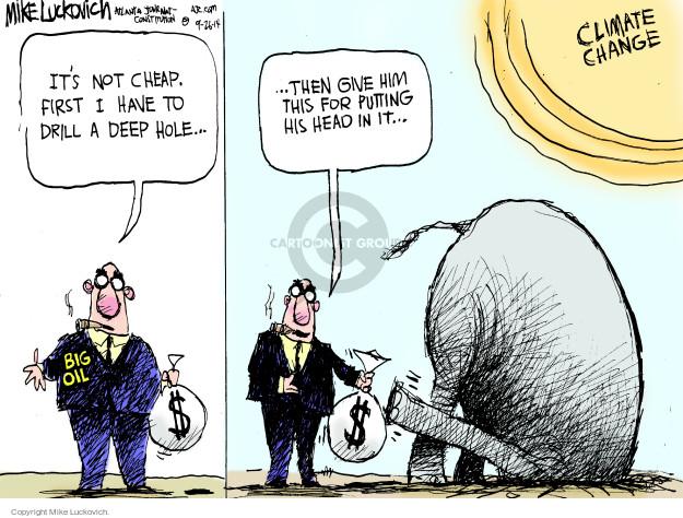 Cartoonist Mike Luckovich  Mike Luckovich's Editorial Cartoons 2014-09-26 head