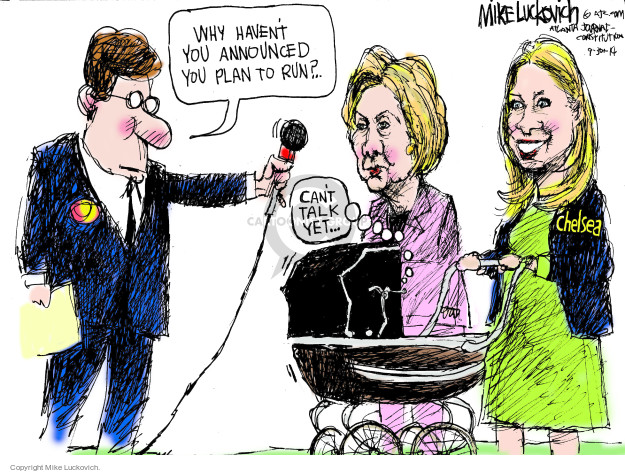 Mike Luckovich  Mike Luckovich's Editorial Cartoons 2014-09-30 state politician