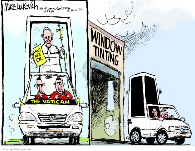 Mike Luckovich  Mike Luckovich's Editorial Cartoons 2014-10-23 stance